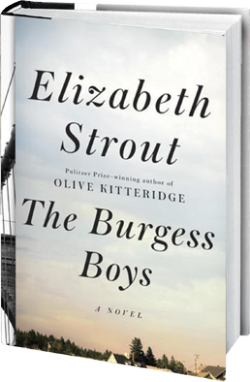 Featured Book of the Day: THE BURGESS BOYS by Elizabeth Strout Pick up a copy of the Pulitzer Prize-winning author's new novel today at One More Page!