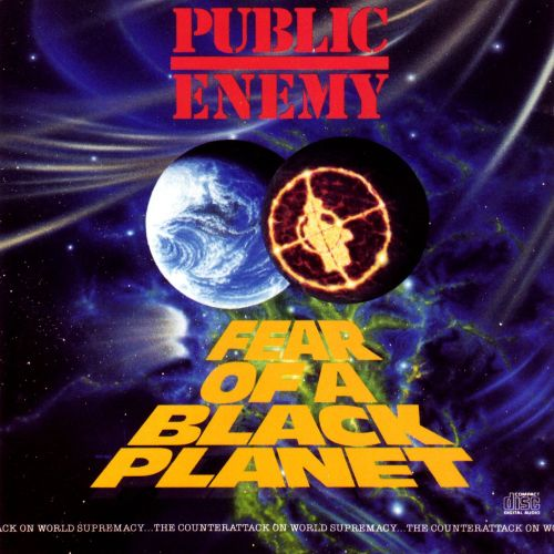 upnorthtrips:  BACK IN THE DAY |4/10/90| Public Enemy released their third album, Fear of a Black Planet, on Def Jam Records.