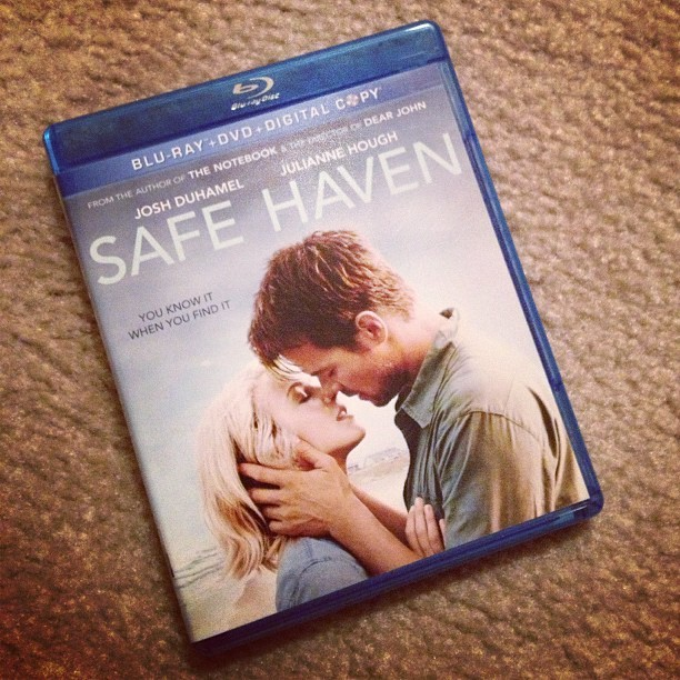 My Saturday Night #SafeHaven