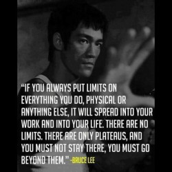 #BruceLee #MartialArts #Sports #Quote #Motivation by aajerag http://bit.ly/14v8SBy