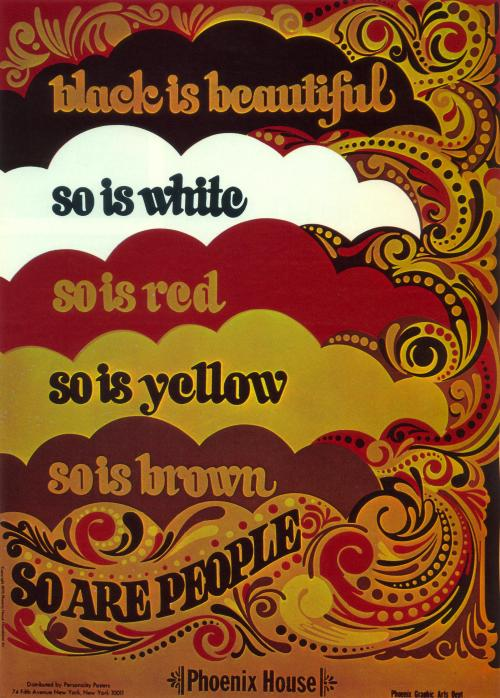 electripipedream:  Black is Beautiful1970