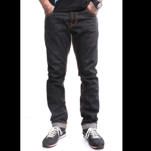 Raw Black Denim | Regular fit    www.petersaysdenim.ca