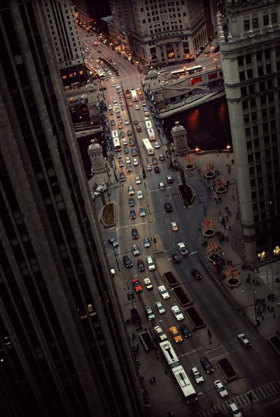 evanot:  Chicago Tales by Jürgen Bürgin
