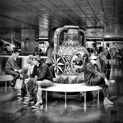 Waiting… Catania, May 2013… #iphoneography #sguardisullacittà
