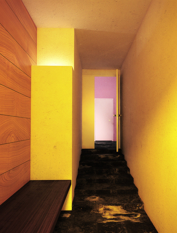archatlas:  via Architecture Bucket List:    Luis Barragán House and Studio, Mexico City Images by Lasse Rode