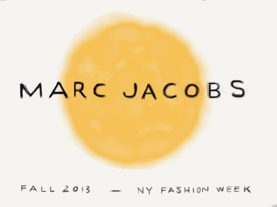Marc Jacobs Fall/Winter 2013 Runway Show