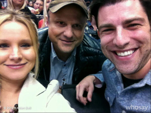 Veronica Mars cast reunites! Excuse us while we hyperventilate.