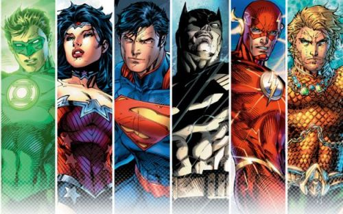 The Justice League Line-Up Revealed! // by SuperHeroHype (2013) The roster for upcoming JLA film has been revealed! Spencer Perry from SHH has the dirt on this article, just click on the image to learn who might be on this movie.