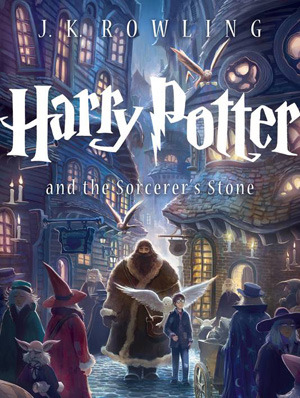 Harry Potter Books Get Makeover for 15th Anniversary