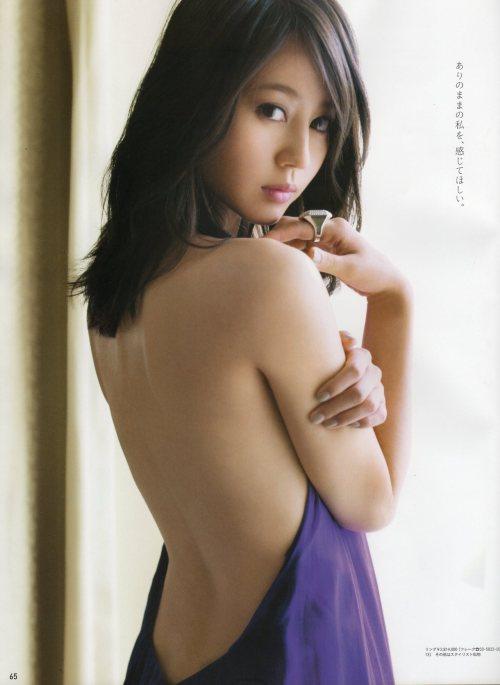 kawaii-sexy-love:  Maki Horikita 堀北真希