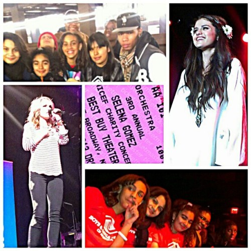 actorjohnreese At Selena Gomez concert with the kids having a blast with these knuckleheads. @kendralynn5 #selenagomez #bridgitmandler