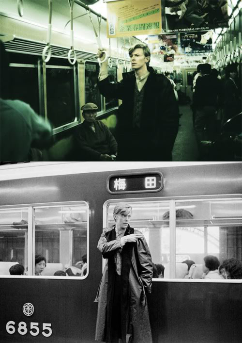 s-hayashi:  David Bowie in JAPAN