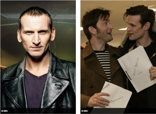 "'Doctor Who' 50th: Christopher Eccleston will not be making a return for the 50th Anniversary Special ""Chris met with Steven Moffat a couple of times to talk about Steven's plans for the Doctor Who 50th anniversary episode,"" an official source said.""After careful thought, Chris decided not to be in the episode. He wishes the team all the best."""