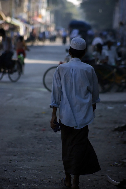 "Anti-Muslim 'radicals' driving Myanmar unrest, experts say | South China Morning Post Two years after a repressive junta ceded power, Myanmar is grappling with a surge in religious extremism that experts trace to anti-Muslim ""provocateurs"" including radical Buddhist monks. At least 43 people have been killed while mosques and Muslim homes have been destroyed over the past fortnight in central Myanmar, in a wave of violence that witnesses say seems to have been well organised. ""It is clear that there are some agents provocateurs with radical anti-Muslim agendas at work in the country – including influential Buddhist monks preaching intolerance and hatred of Muslims,"" said Jim Della-Giacoma, a Myanmar expert with the International Crisis Group think-tank. FULL ARTICLE (AFP via South China Morning Post) Photo: Jason Tabarias/Flickr"