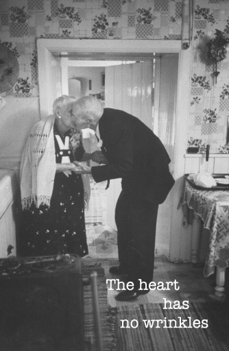 sahibaone:  The heart has no wrinkles …