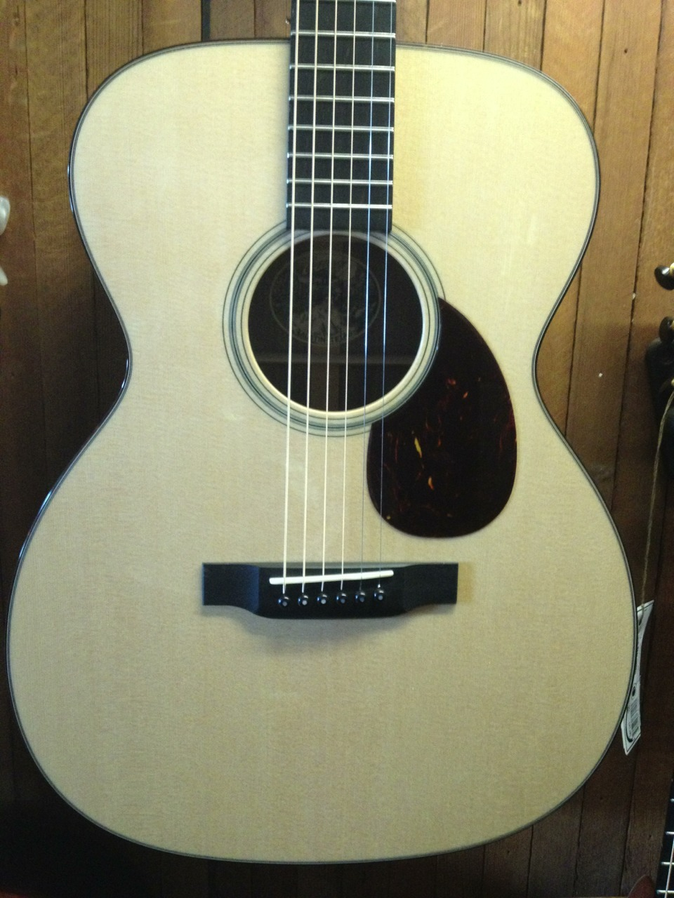 Collings OM-1 Walnut New w/Case Made in Austin, TX Walnut/Sitka Spruce Price: $3825.00