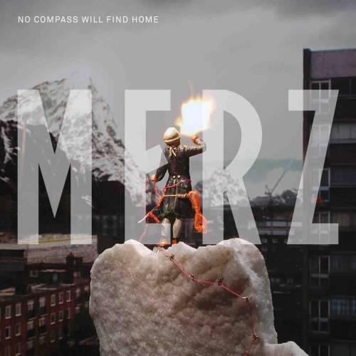 "The long awaited album from Merz 'No Compass Will Find Home' is now out and already raking in the plaudits including being The Sunday Times Album Of The Week… Produced in partnership with Matthew Herbert, in the foothills of the Swiss Alps, Merz's new album No Compass Will Find Home is released on Accidental Records on January 7th 2013. Eagerly anticipated album amongst Merz's international fan base, the album track TOY has already attracted media attention, the song receiving heavy rotation from US station KCRW and listed by The Guardian as one of the Best Tracks of 2011. Described by Merz as ""A big bowl of Romanticism and a rush of Rousseau-esque rhythms"", the album features notable musicians Gyda Valtysdóttir (founding member of Icelandic band Múm), London guitarist & composer Leo Abrahams and Swiss drummer Julian Sartorius Musically the album appears to hark back to the adventurism of Merz's eponymous debut in 1999, and while his last album Moi et Mon Camion (2008) was an homage to his English roots, this latest long player is harder to pin-down. Recorded in Switzerland, No Compass Will Find Home is a progressive, wild and ragged record with a unique kind of psychedelia. Available now in CD and Digital formats from iTunes - Boomkat - Amazon - or directly from Accidental. There is also a limited edition double 12"" clear vinyl featuring remixes hoping to be made available soon through Beat Delete… The Sunday Times - Album Of The Week Daily Mirror - 4/5 The Guardian - 4/5 Uncut - 8/10 The Line Of Best Fit - 8/10 Mojo - 4/5 The 405 - 7/10 Bring The Noise - 7/10"