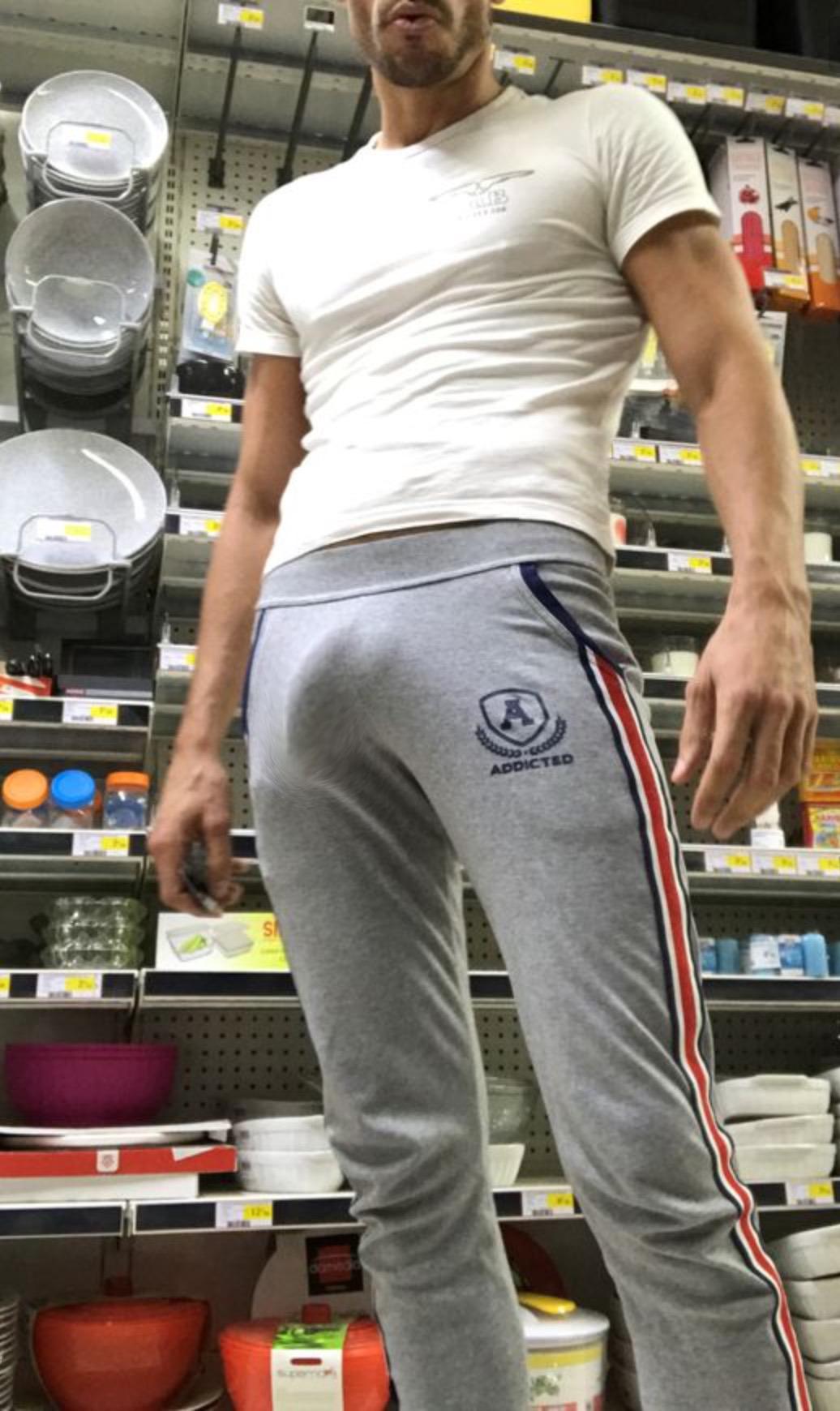 Gay Male Bulge 64