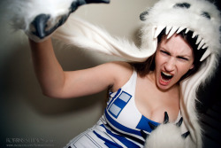 Wampa Attack! Watch out Artoo!