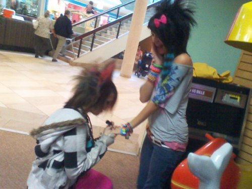 epic-humor:  porkrub: It's a love story baby just say rawr XD