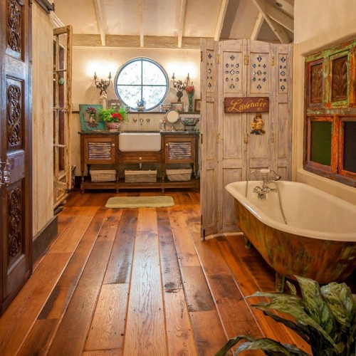 Interior design bathroom instagram interiors oak reclaimed for Bathroom ideas old house