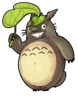 kaceymeg:  Totoro as well!