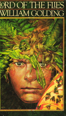 freakinsweetbookcovers:  Lord of the Flies - William Golding