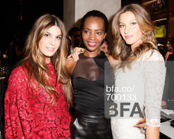 Gisele and her best friend Kiara Kabukuru