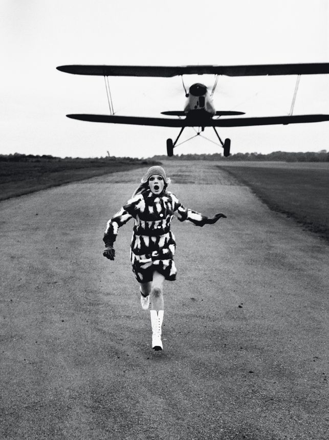 virtualnotebook:  Helmut Newton for British Vogue, London (1967)