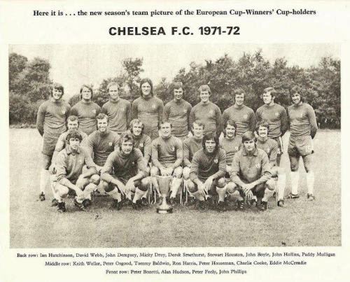 weloveyouchelseayeswedo:  Chelsea Team of the 70s