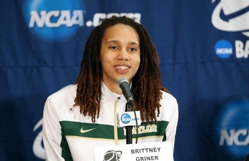 The very fierce Brittney Griner.