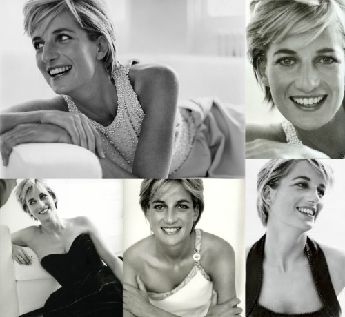 princess diana the mario testino photoshoot