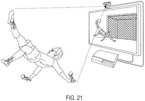 Sony patent shows redesigned Move with dangerous possibilities |  Hilariously bad idea…