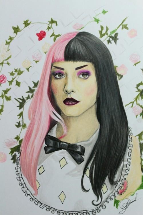 Melanie Martinez Dibujos Tumblr