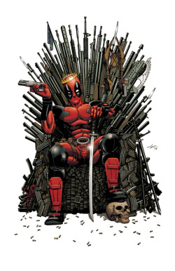 goodguycomics:  King Wade by Ian Navarro