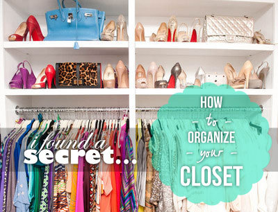 How to organize your closet tumblr for How to clean and organize your closet