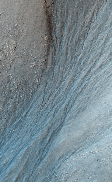 beautifulmars:  Large Gully in Northern Argyre Planitia -