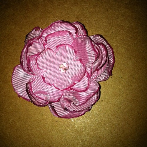 DIY flower First attempt  #kerleigh