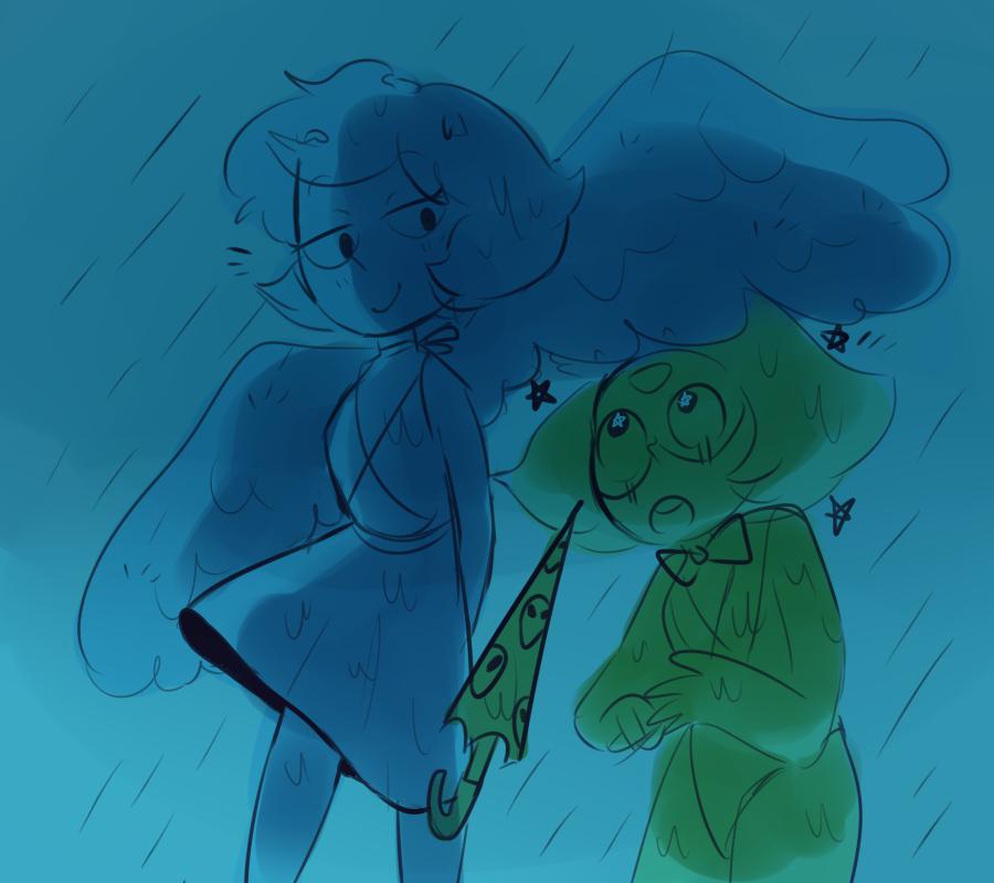Who has the best umbrella??