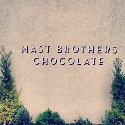 I genuinely wish this photo was scratch & sniff.  (at Mast Brothers Chocolate Factory)