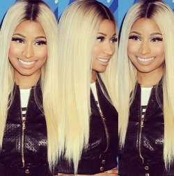 nicki looks amazing