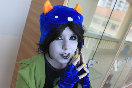 Me as Nepeta Leijon! I took me some time to do this costume, 'cuz I wanted to make everything perfect! She's leo, I'm leo, and I love her terribly much! <3I hope all of you guys like it, I put my heart on this and means a lot to me.