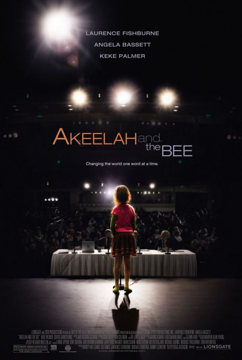 Akeelah and the Bee (2006) Director: Doug Atchison Keke Palmer as AkeelahLaurence Fishburne as Dr. LarabeeCurtis Armstrong as Mr. WelchJ.R. Villarreal as JavierSean Michael Afable as Dylan