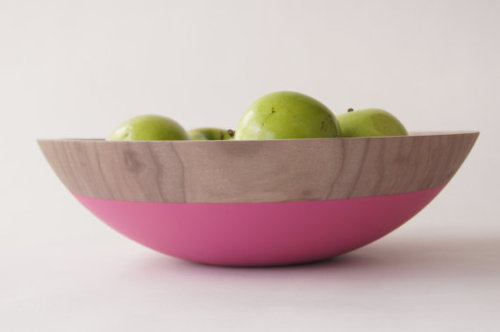 (via Wooden Bowl 12 Walnut and Sugar Plum Holiday by WindandWillowHome)