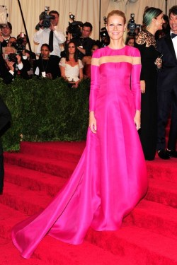 Met Gala '13 - Gwyneth Paltrow in Valentino