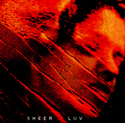 SHEER - LUV EP, ALBUM ART. 2013 www.vonleela.com DIGITAL DOWNLOAD