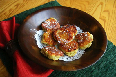 Coconut Rice Fritters Recipe by Coconut Recipes on Flickr.
