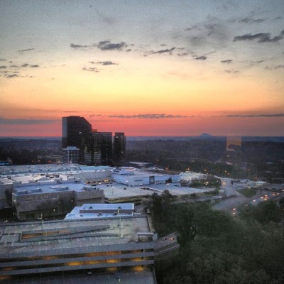 Mornin ATL (at InterContinental Buckhead Hotel)