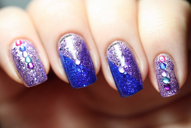 Digit-al Dozen: Is Glitter a Color? | Click through for more info + photos - http://bit.ly/16CJgUI
