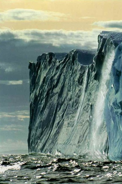 Iceberg in Labrador, Canada National Geographic | October 1993